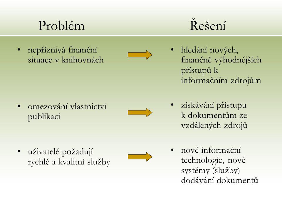 Meziknihovní služby Podle knihovního zákona č.257/2001 Sb.