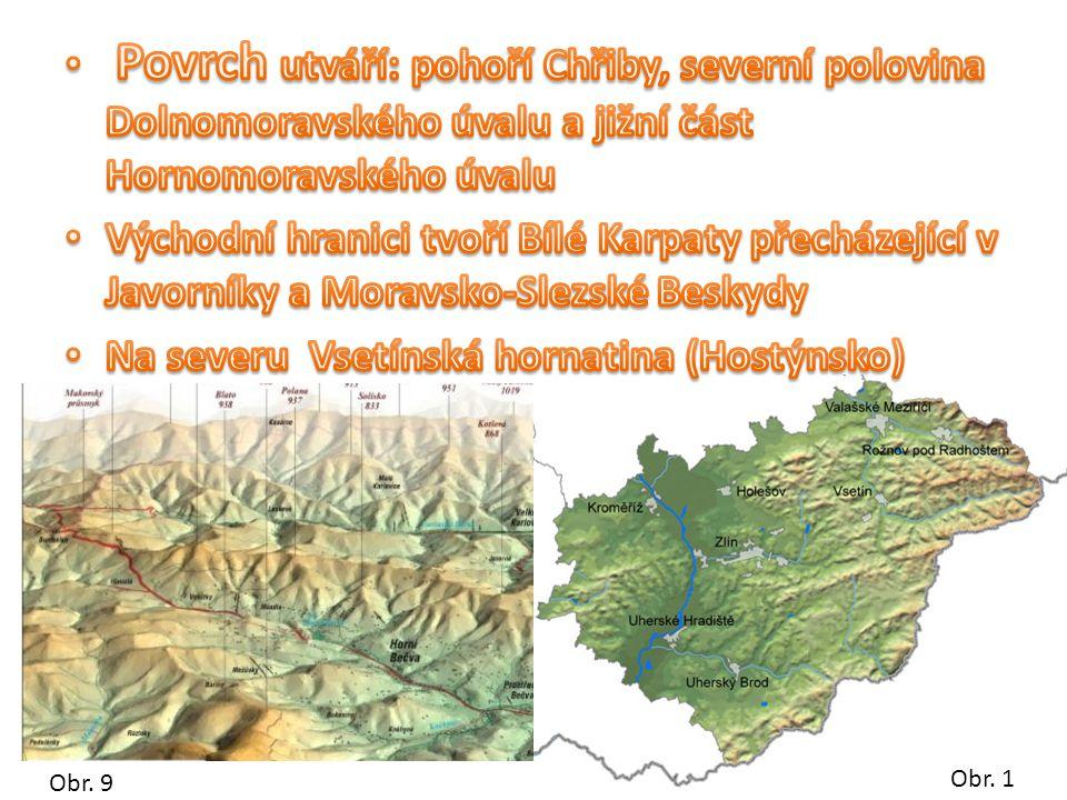 Průmysl: V kraji se nacházejí ložiska štěrkopísků – ( Veselí na Moravě, Hodonín, Moravský Písek) a dále také naleziště ……………………., …………………….