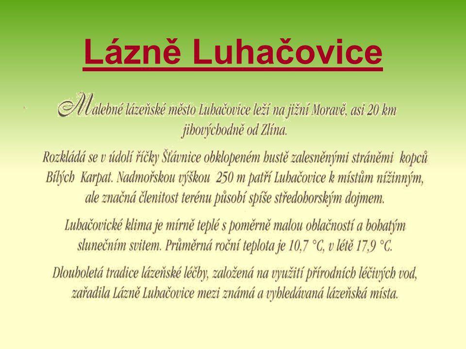REKREACE OS - LUHAČOVICE od roku 2010 zajišťuje sekretariát OS rekreaci členů OS v Luhačovicích obdobně, jako v Mariánských Lázních, jde o týdenní preventivně léčebné pobyty v Luhačovickém lázeňském hotelu *** Jestřabí využití pobytů pro členy našeho OS je možné v měsících: duben – listopad v každém týdenním turnuse 4 pokoje