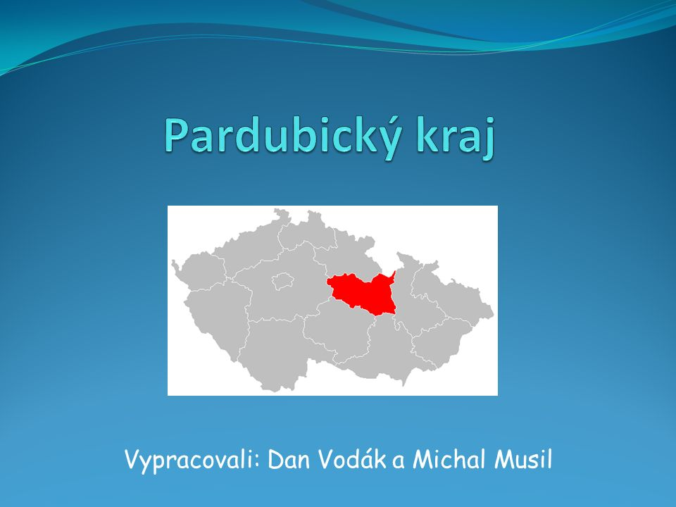 Vypracovali: Dan Vodák a Michal Musil