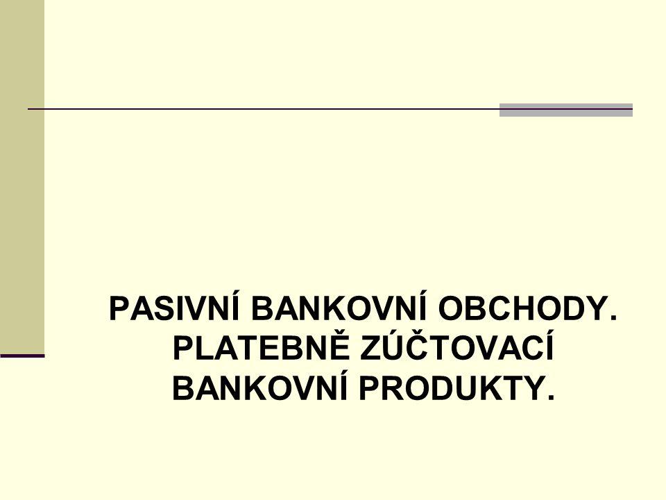 BankyBěžné vklady - přírůstek Rezervy - přírůstek OB110010 OB2909 OB3818,1 ……… Celkem1 000100 PMR=10%