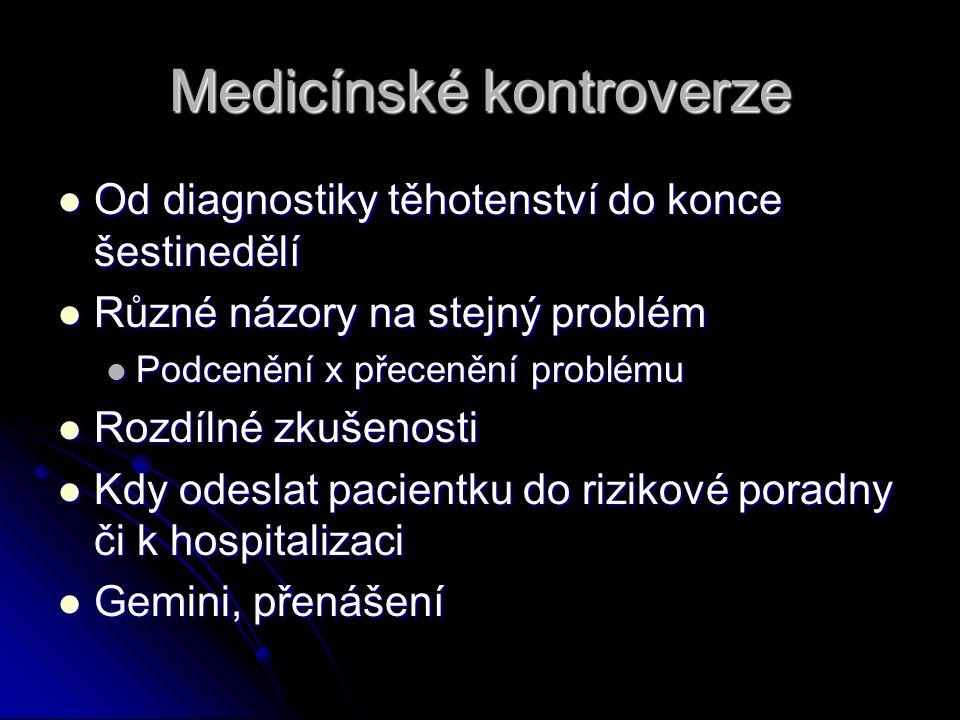 Kazuistika II Porod per s.c.- patol. ctg, patol. PI, IUGR Porod per s.c.
