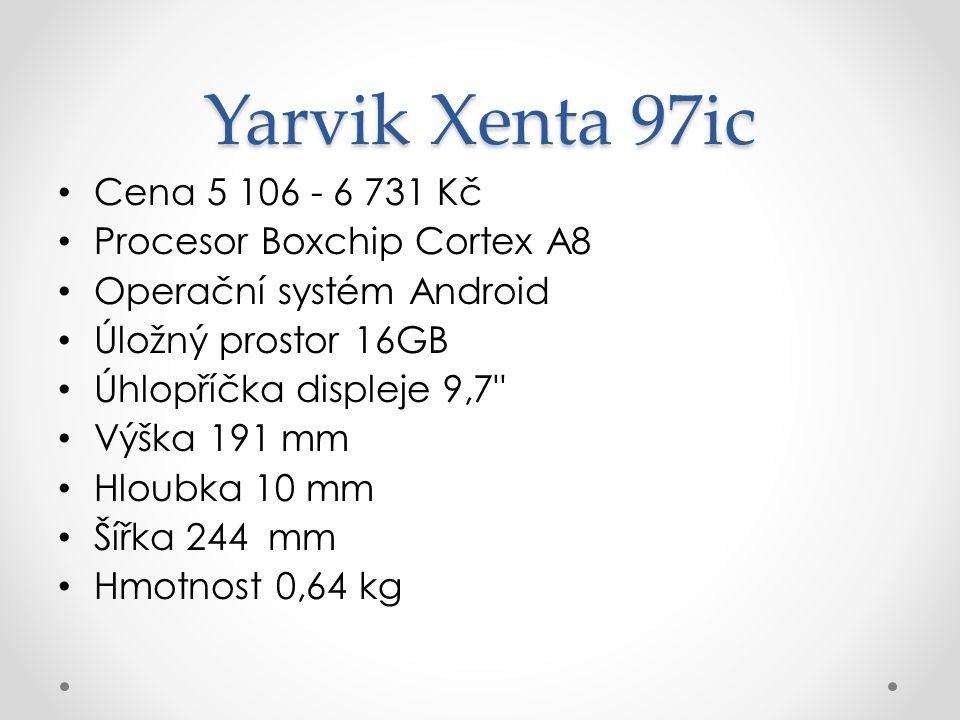 Výdrž baterie TabletVýdrž baterie Ainol Novo 9 Spark10 hodin Freelander PD107 hodin Google Nexus 7 16GB9,5 hodiny Yarvik Xenta 97ic6 hodin