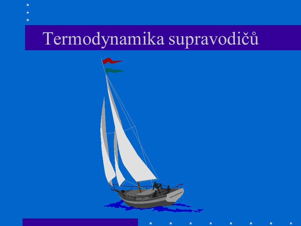 Termodynamika supravodičů