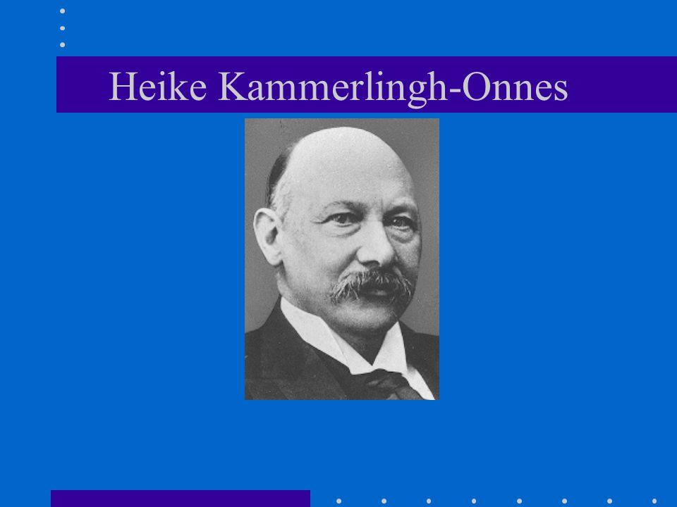 Heike Kammerlingh-Onnes