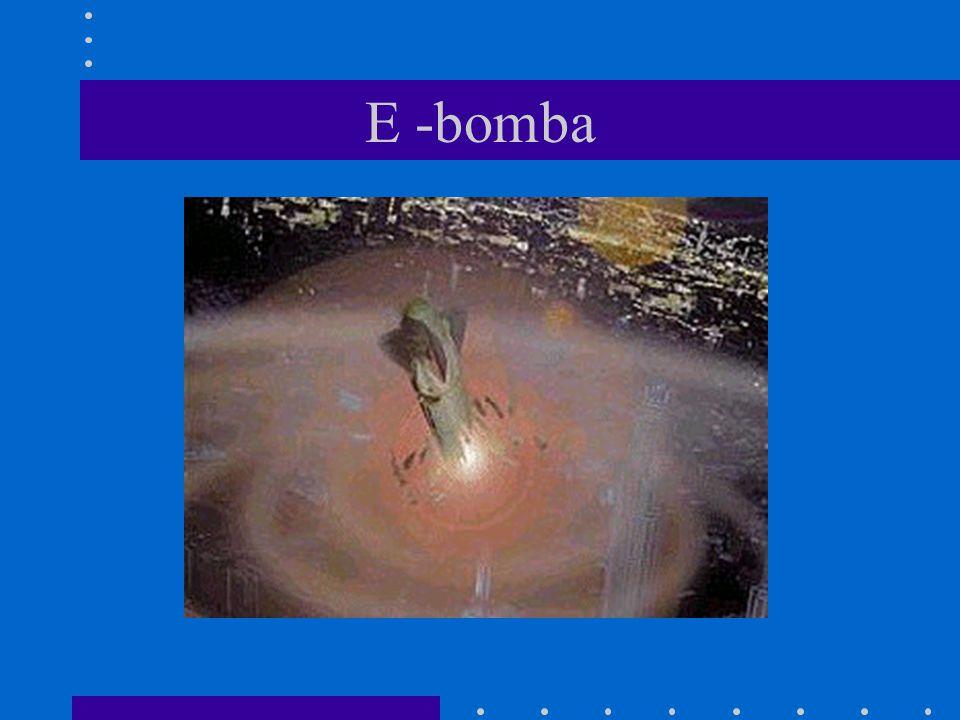 E -bomba