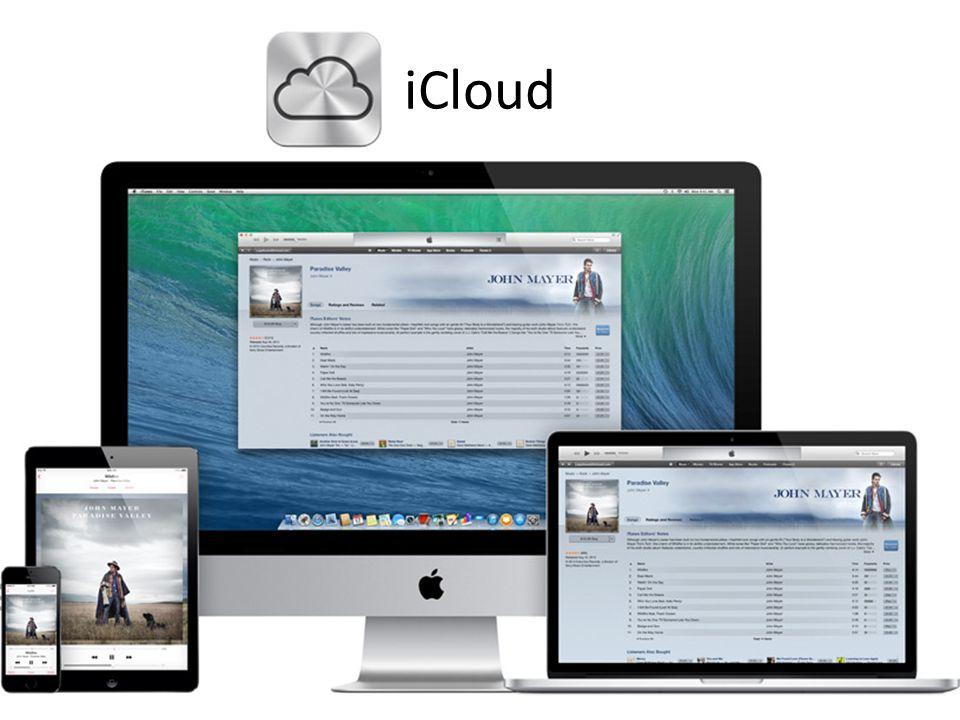 iCloud 9