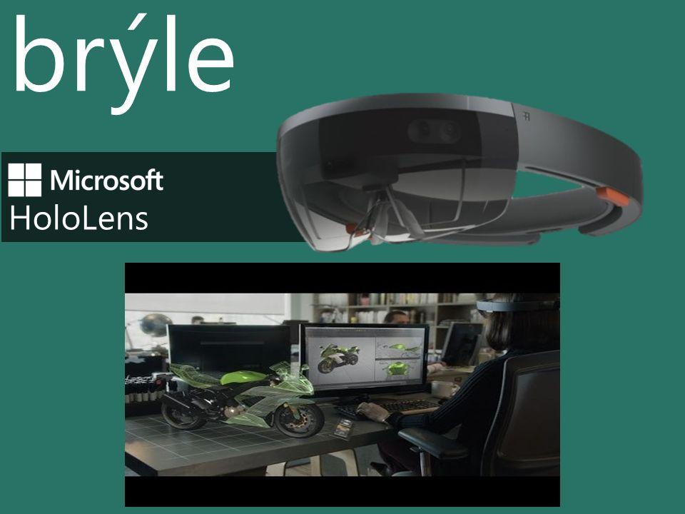 brýle HoloLens