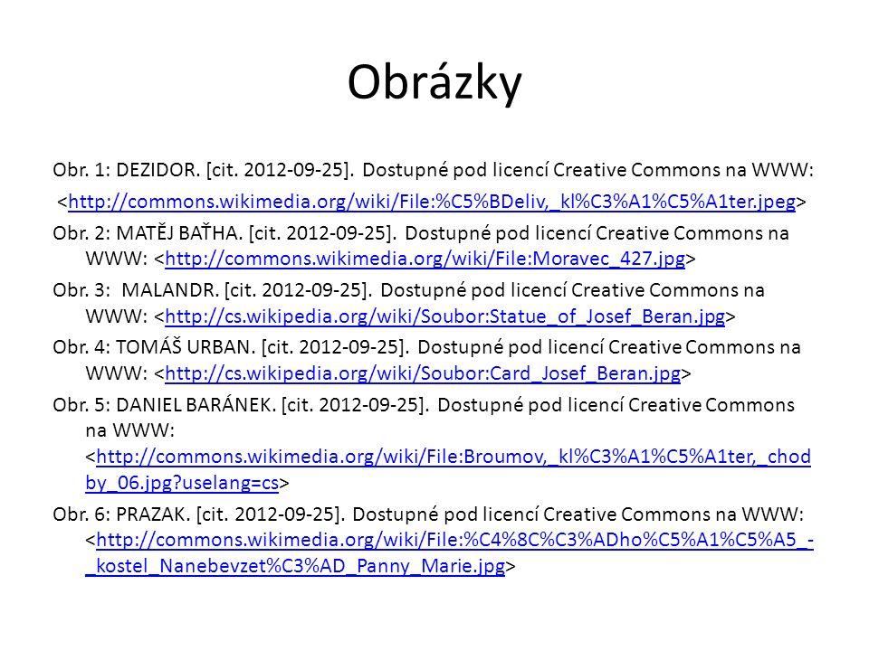 Obrázky Obr. 1: DEZIDOR. [cit. 2012-09-25].