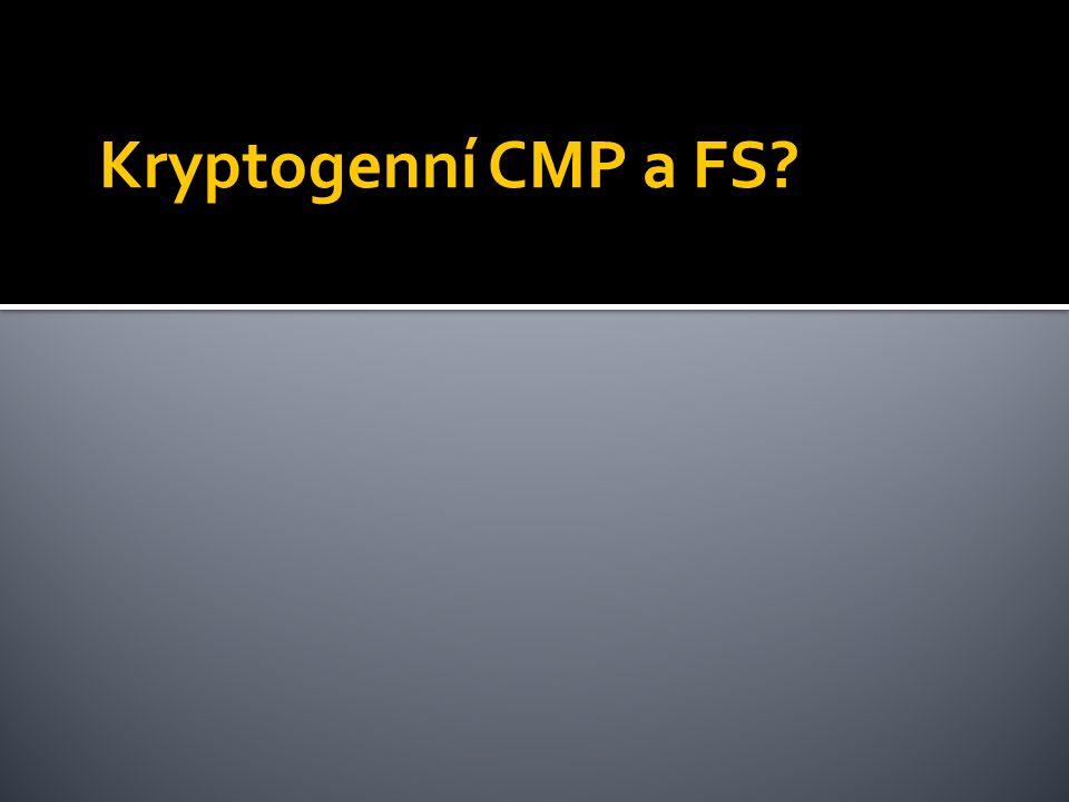Kryptogenní CMP a FS?
