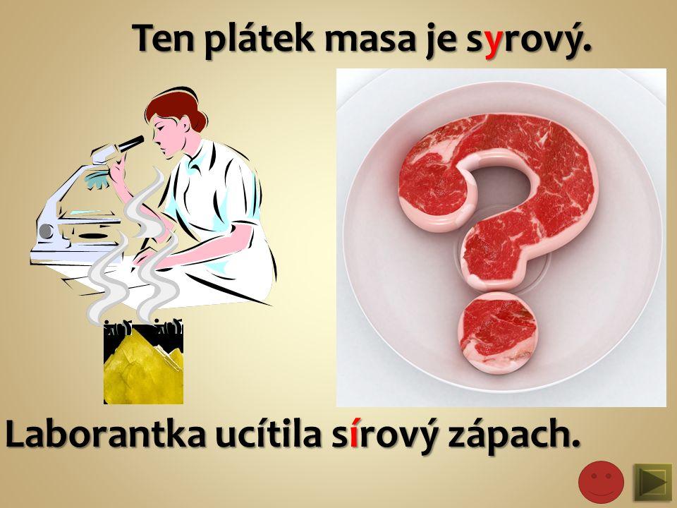 Jana jí kousek sýra. Žlutý nerost to je síra. [cit.2012.03.27.]je dostupný pod licencí Cr.c.
