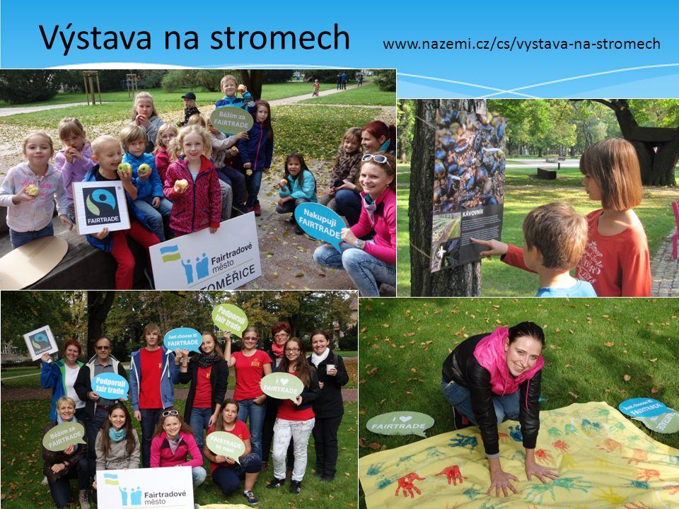 Výstava na stromech www.nazemi.cz/cs/vystava-na-stromech