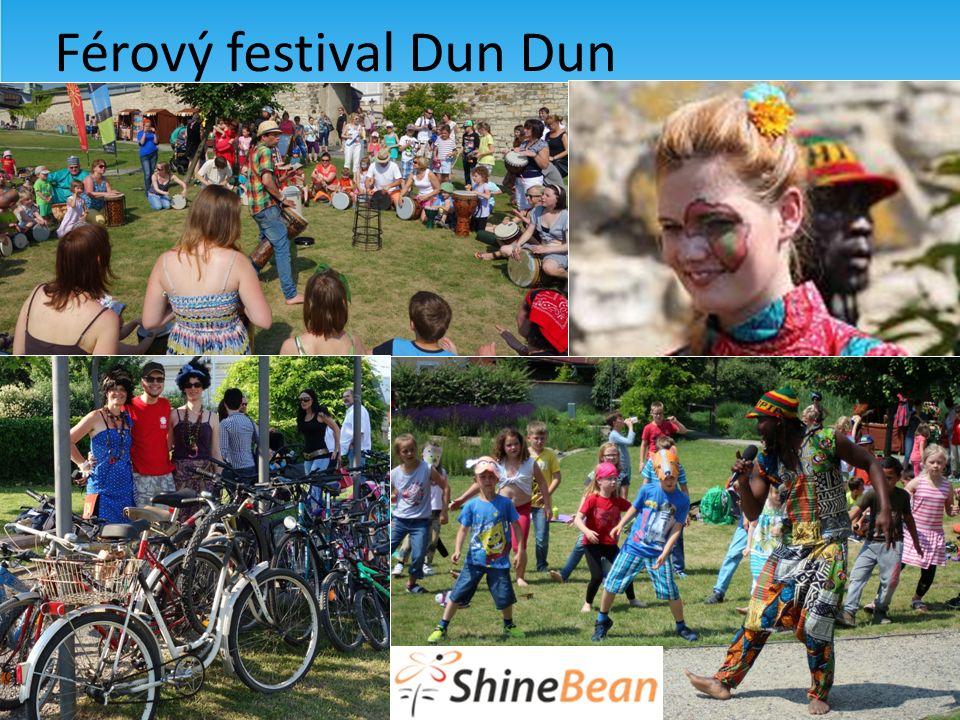 Férový festival Dun Dun Férová káva o páté Jeden svět