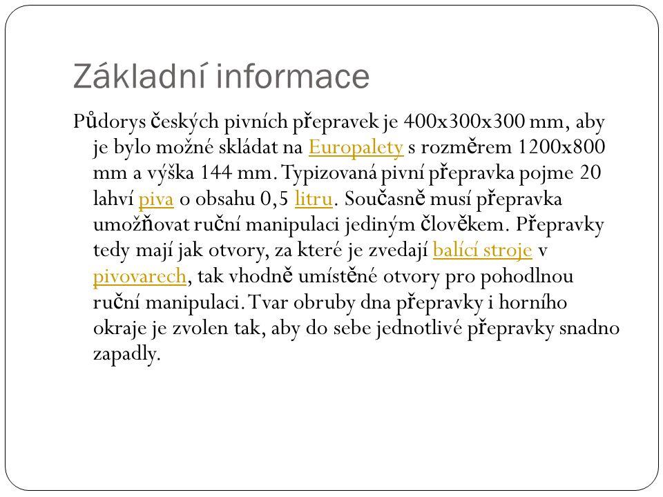 Euro-paleta Paleta je základem jednotného zp ů sobu ukládání materiál ů.