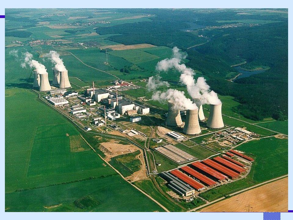 JE – Jaderné elektrárny 30