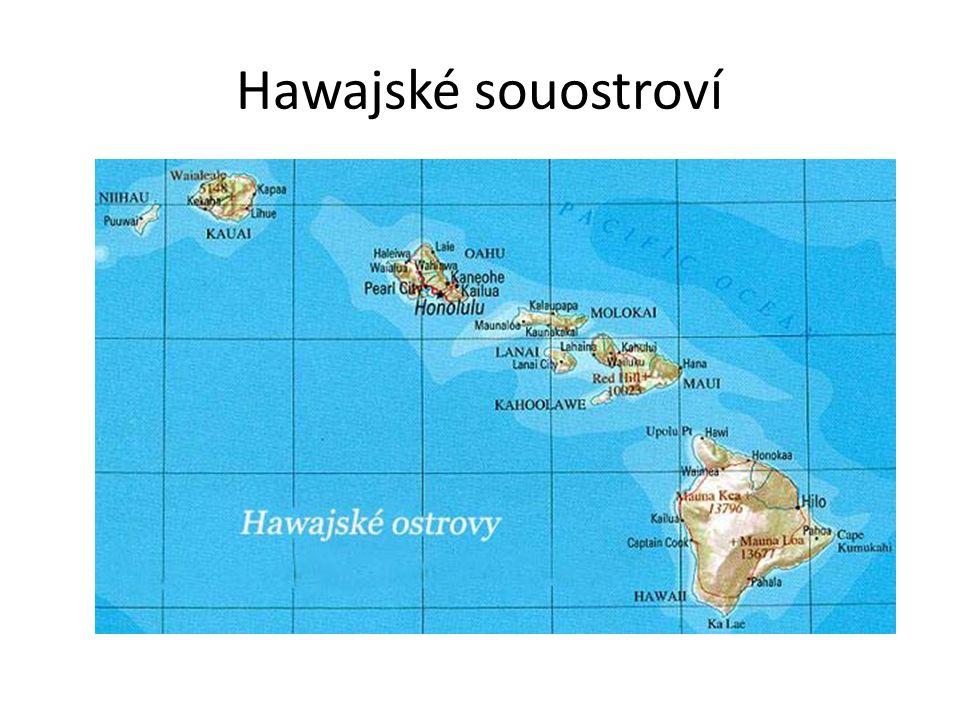 Hawajské souostroví