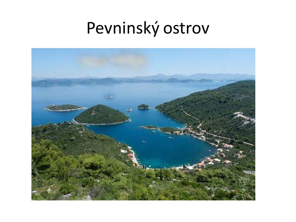 Pevninský ostrov
