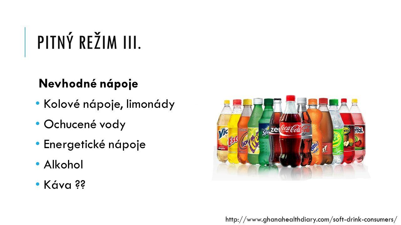 PITNÝ REŽIM III.