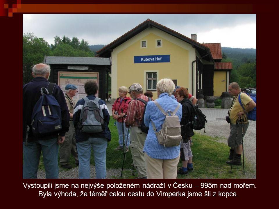 ZA PRAMENEM VOLYŇKY Putování Akademie třetího věku obor Historie a místopis Totem-rdc Plzeň.