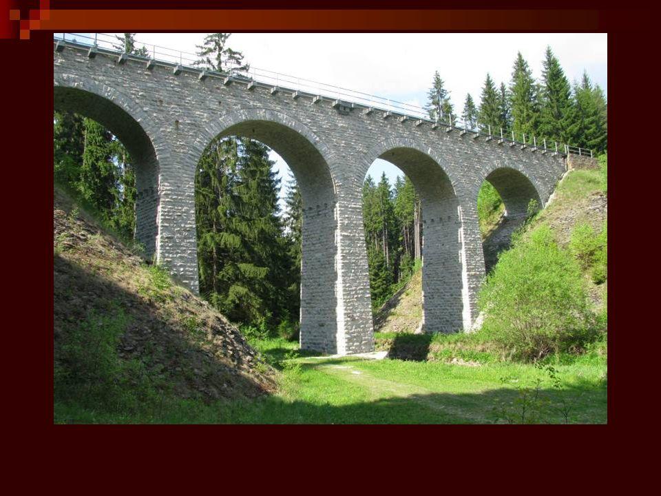 Most Velký Klášterák byl opět krásný zážitek.