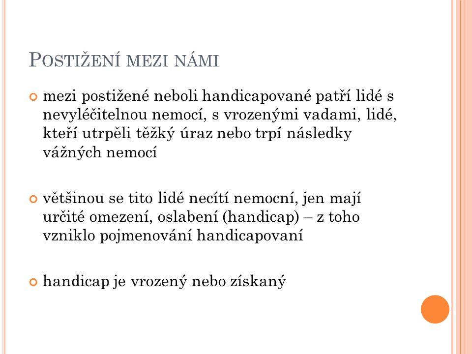 P OSTIŽENÍ MEZI NÁMI 13.