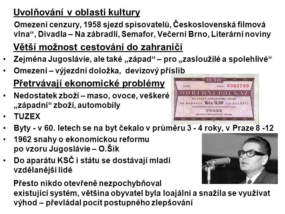 Ústava Československé socialistické republiky z roku 1960 Společenské zřízení, za které bojovaly celé generace našich dělníků i ostatních pracujících a které měly od vítězství Velké říjnové socialistické revoluce před očima jako vzor, stalo se pod vedením Komunistické strany Československa skutečností i u nás.