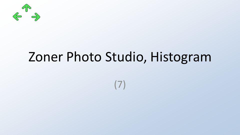 """Editor: – Úpravy  Vylepšit obraz  Úrovně Postup: – Umístit krajní body histogramu (trojúhelníky) na """"úpatí jasové složky histogramu (zleva i zprava) Úprava histogramu (2) 9"""