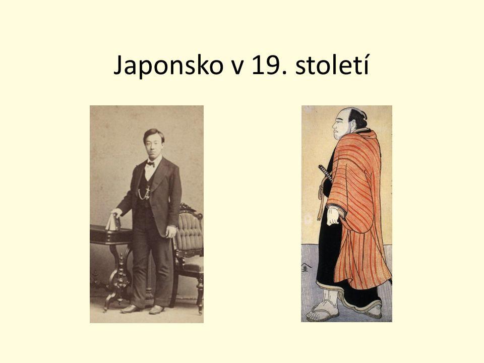Japonsko v 19. století