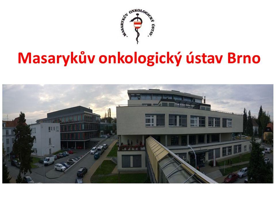 Masarykův onkologický ústav Brno