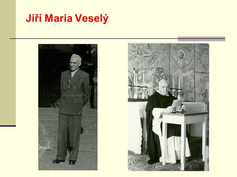 Jiří Maria Veselý