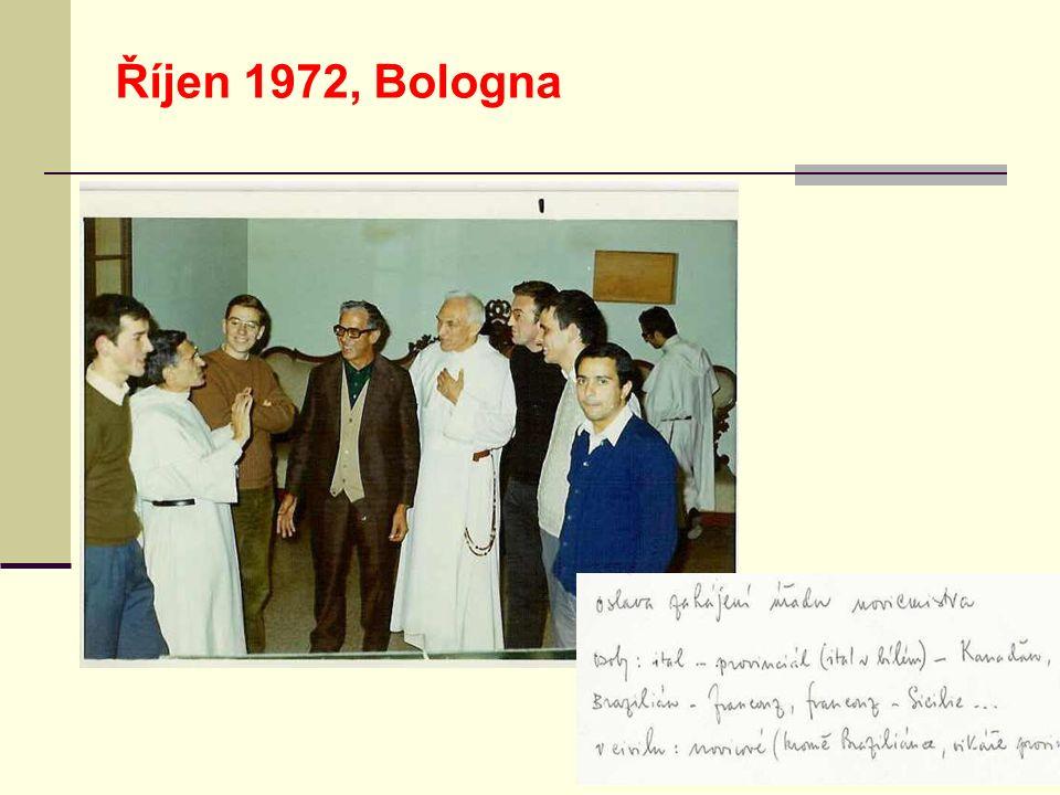 Říjen 1972, Bologna