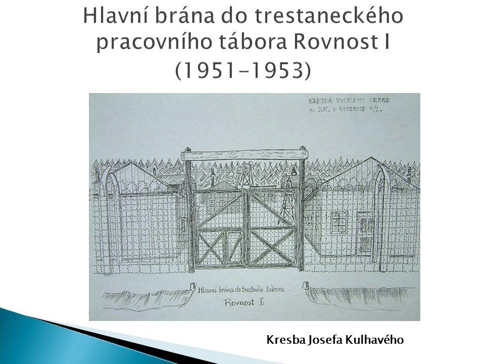 Kresba Josefa Kulhavého