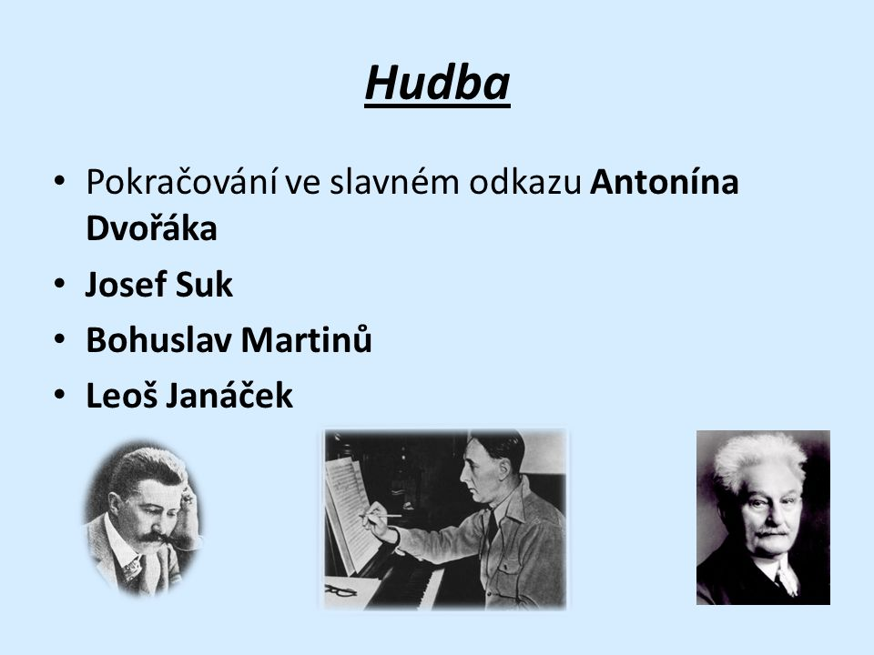 Literatura Karel ČapekFranz KafkaVítězslav NezvalJaroslav HašekJaroslav SeifertF. X. Šalda
