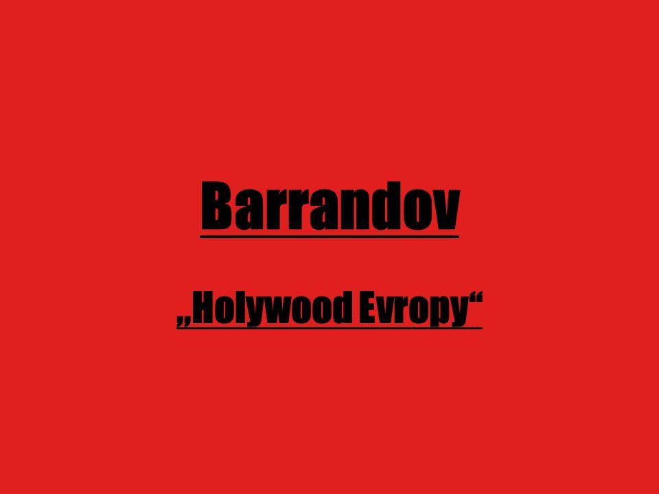 Barrandov,,Holywood Evropy