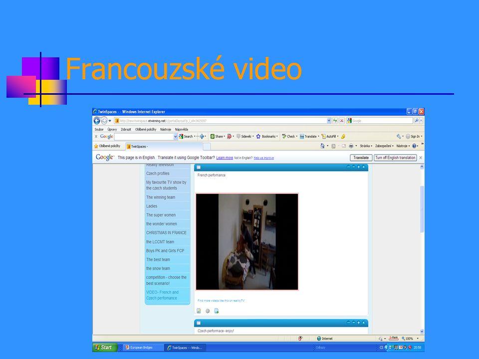 Francouzské video