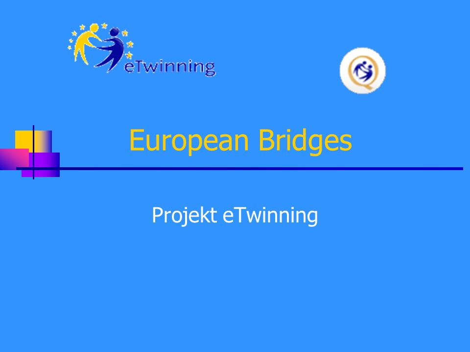 European Bridges Projekt eTwinning