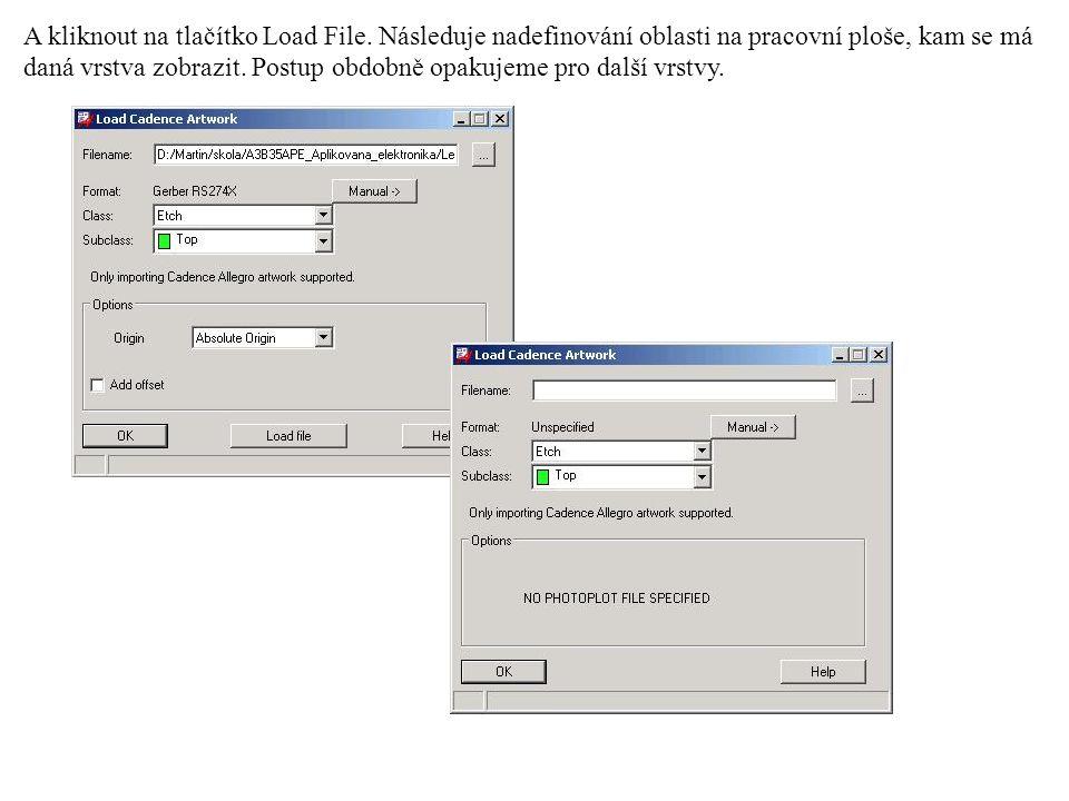 A kliknout na tlačítko Load File.