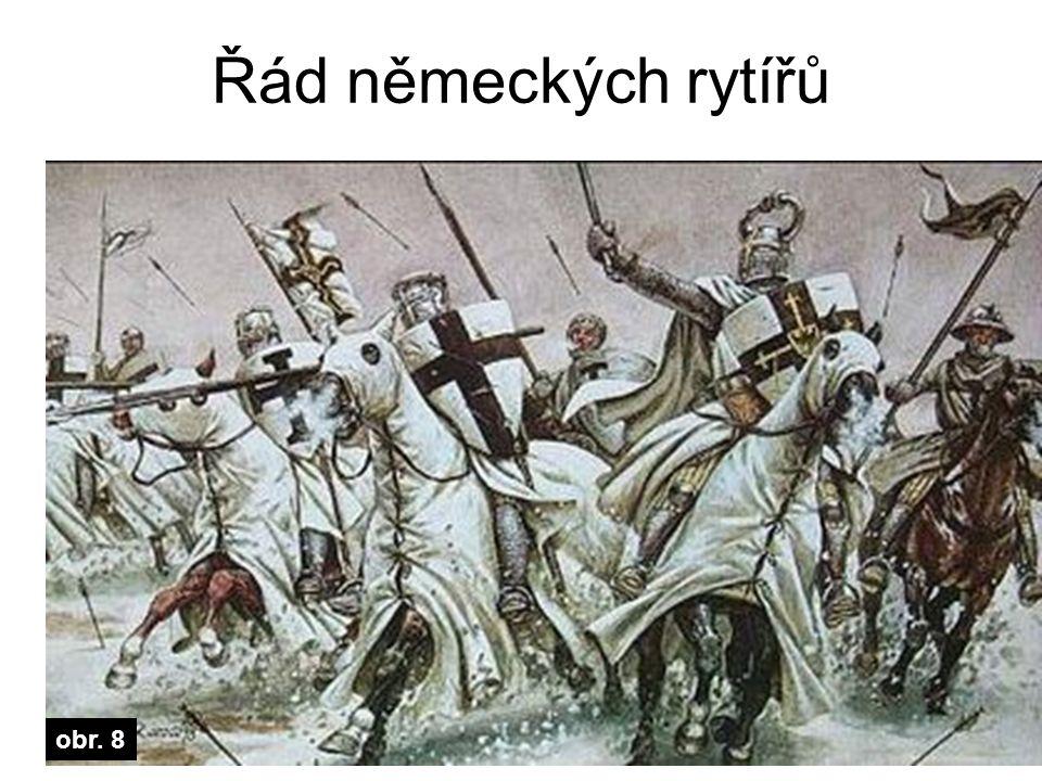 Řád německých rytířů obr. 8
