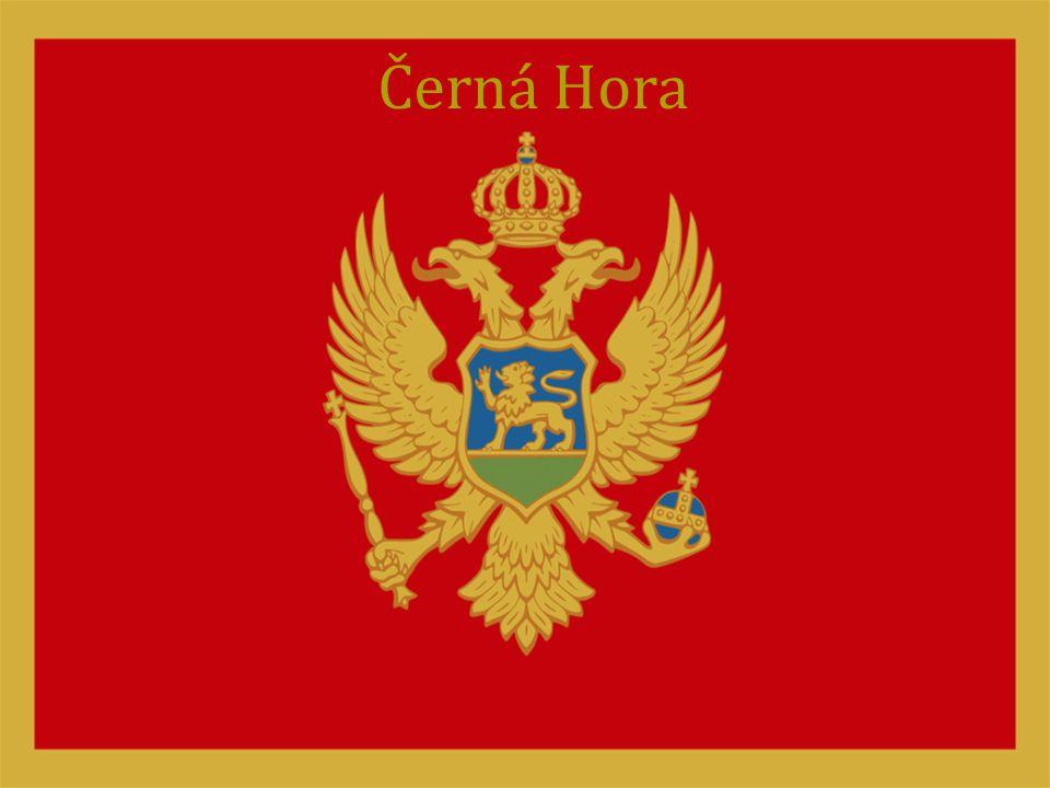 Základní informace Hlavní město: Podgorica Úřední jazyk: černohorština Rozloha: 13 812 km² Počet obyvatel: 626 000 Měna: Euro Náboženství: pravoslavní, islám státní zřízení: parlamentní republika hymna: Oj, svijetla majska zoroOj, svijetla majska zoro