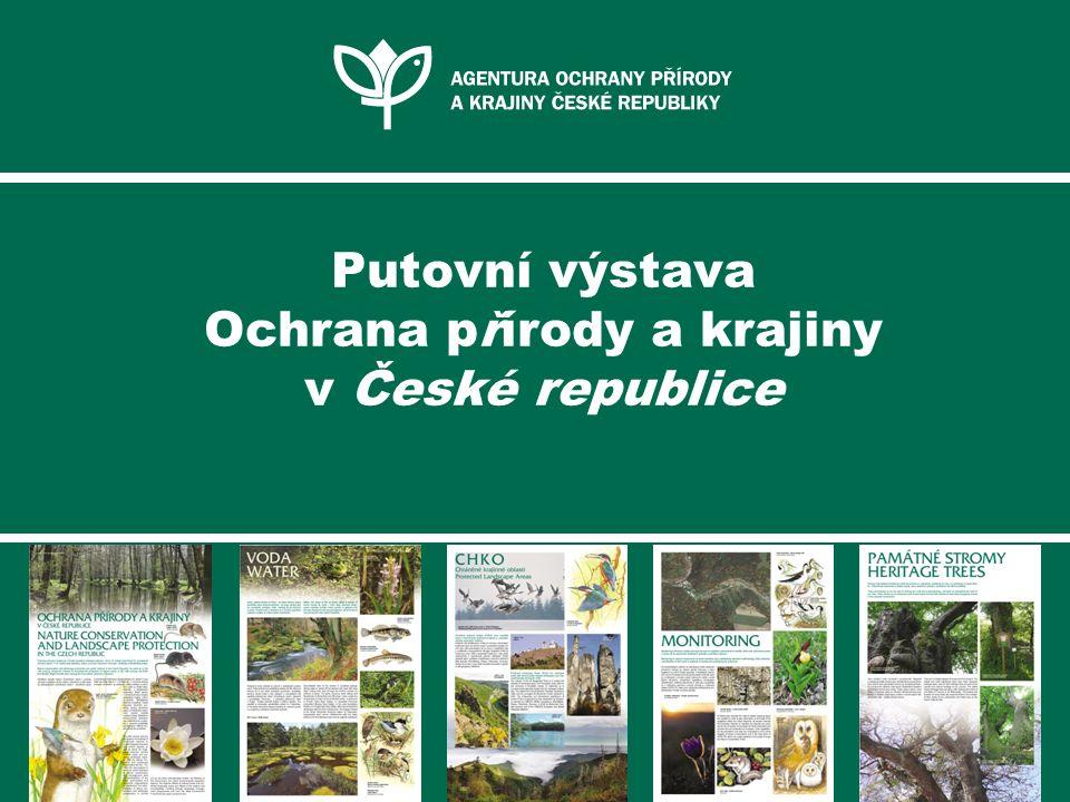 Putovní výstava Ochrana přírody a krajiny v České republice