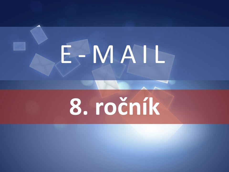 8. ročník E-MAIL
