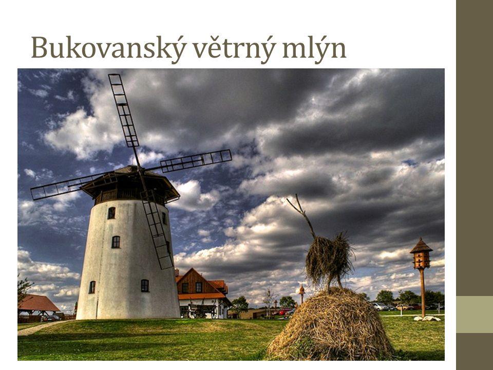 Bukovanský větrný mlýn