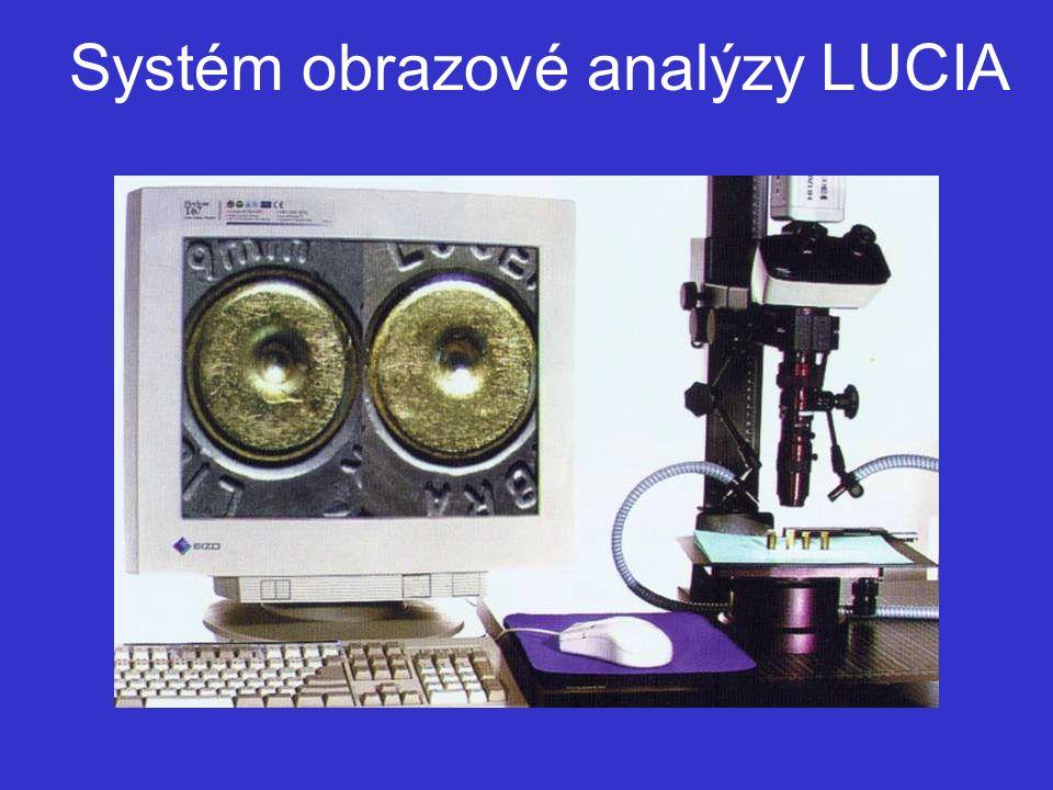 Systém obrazové analýzy LUCIA