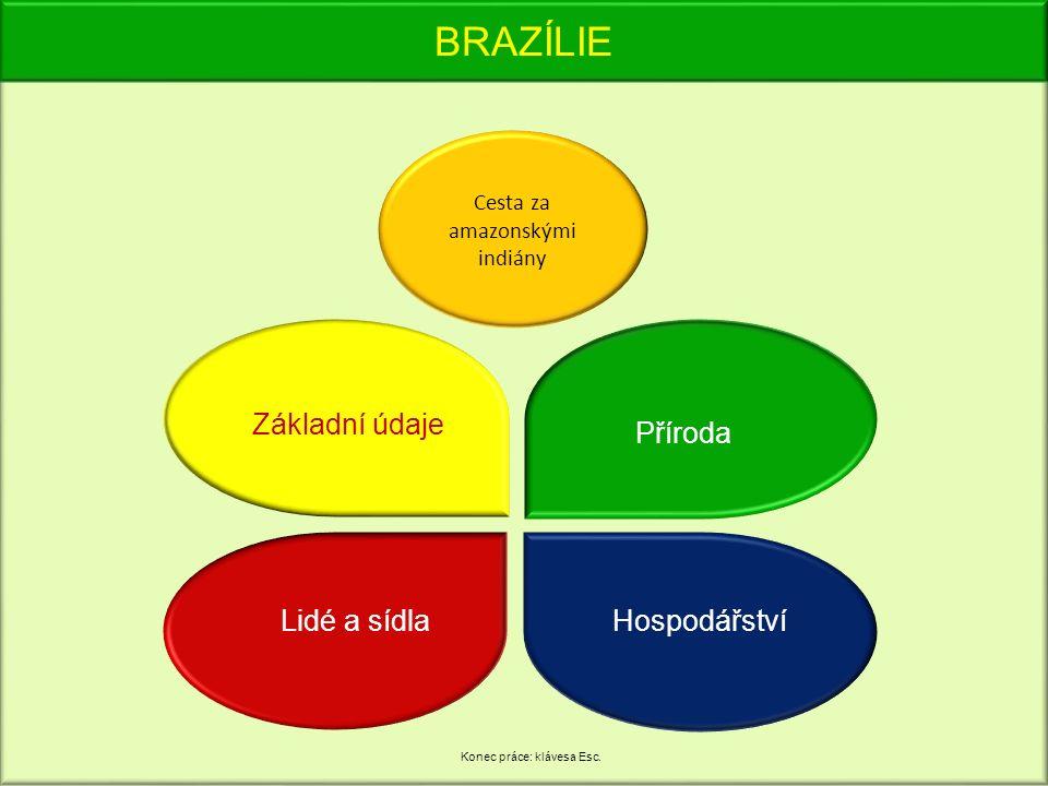 Brazílie 1 Parlamentní federativní republiku Parlamentní monarchii Prezidentskou federativní republiku Konstituční monarchii Nápověda Jaké státní zřízení má Brazílie.