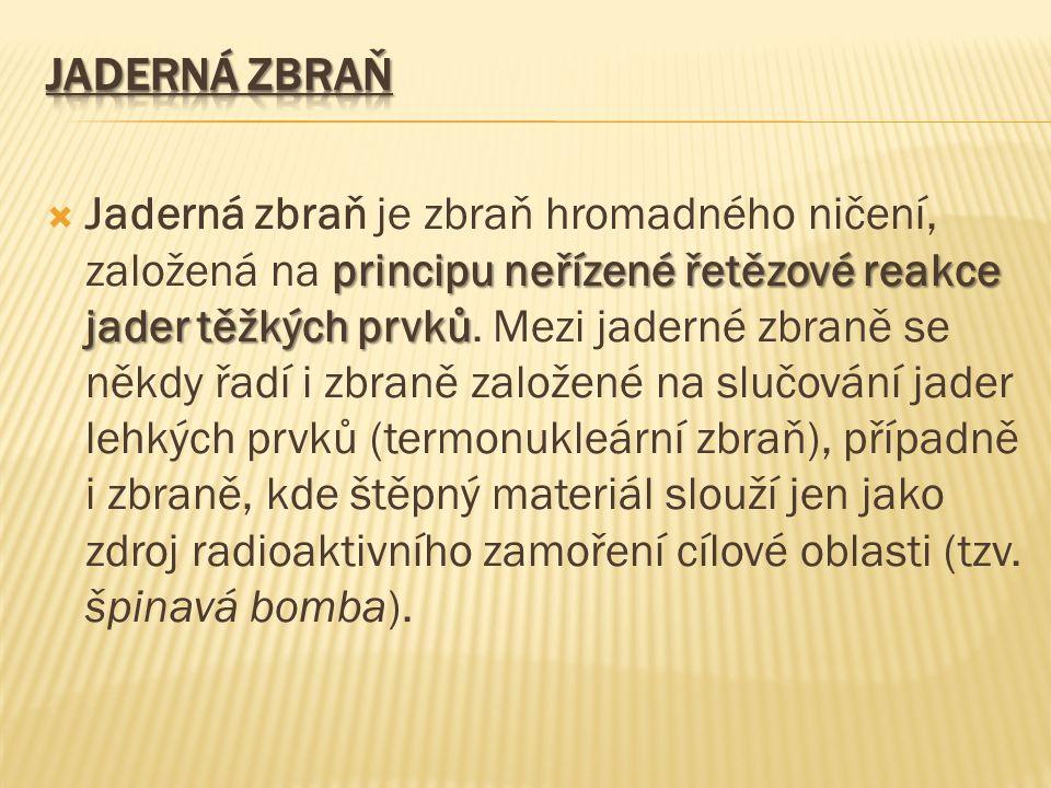 první pokusný jaderný výbuch (TRINITY) 16.