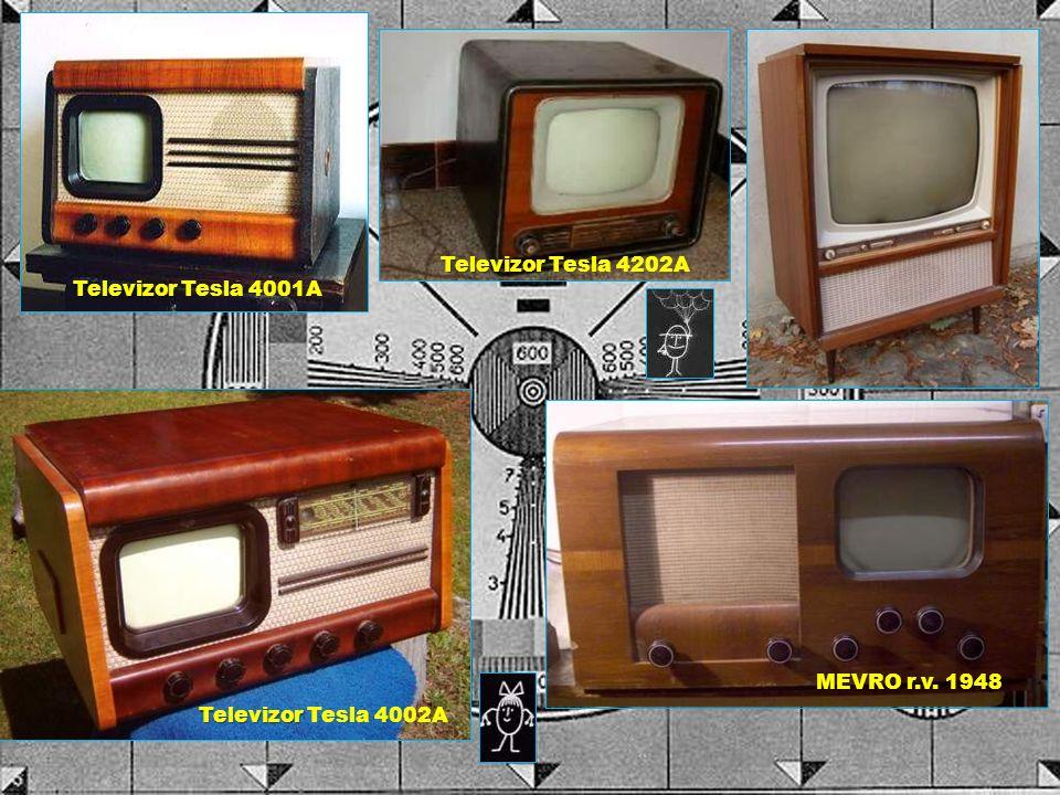 Tesla 'Minor 1956 Tesla Sonet duo Tesla Reno 1971 Tesla Monika 1965 Tesla URAN Tesla Start