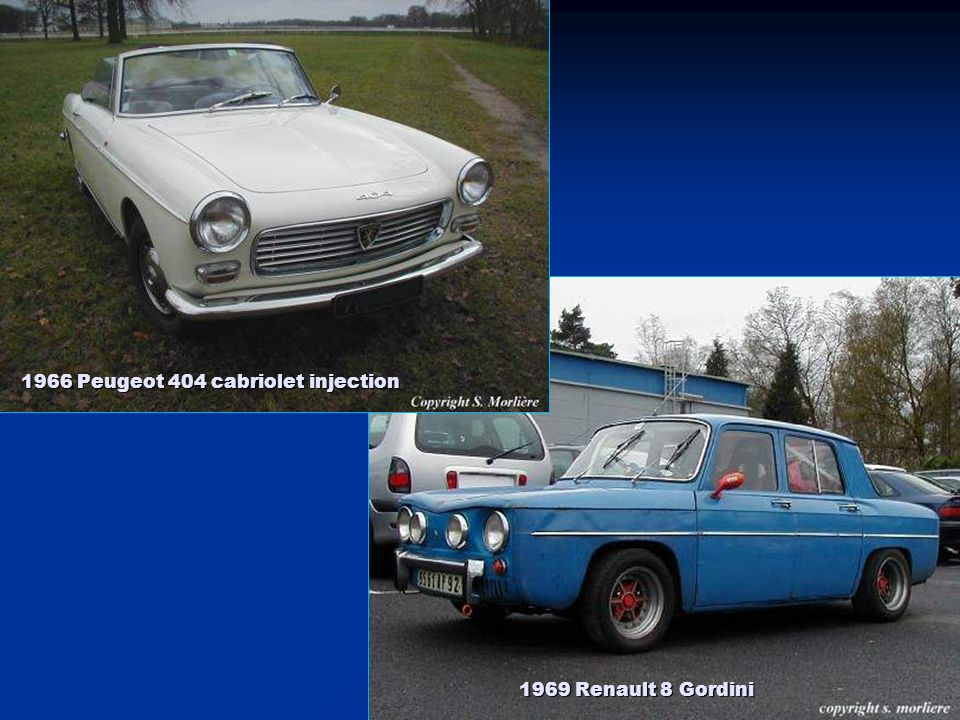 1963 Renault 4L 1963 Renault Dauphine