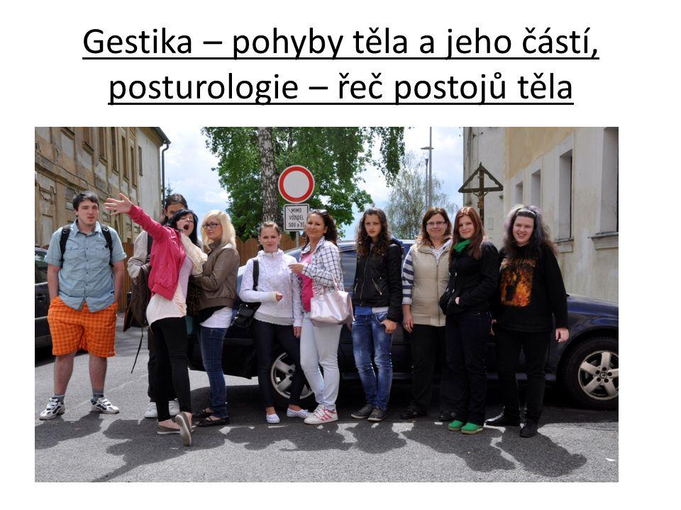 Posturologie a gestika pasivního člověka Pokleslá iniciativa, ztráta zájmu provázená afektivní lhostejností.