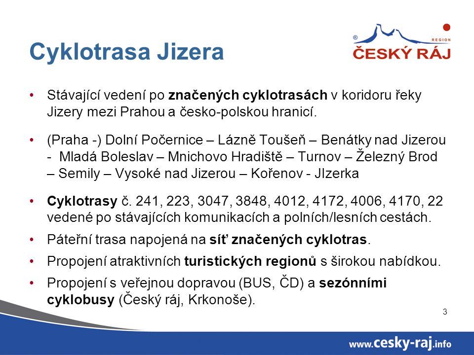 4 Greenway Jizera – mapa (1)