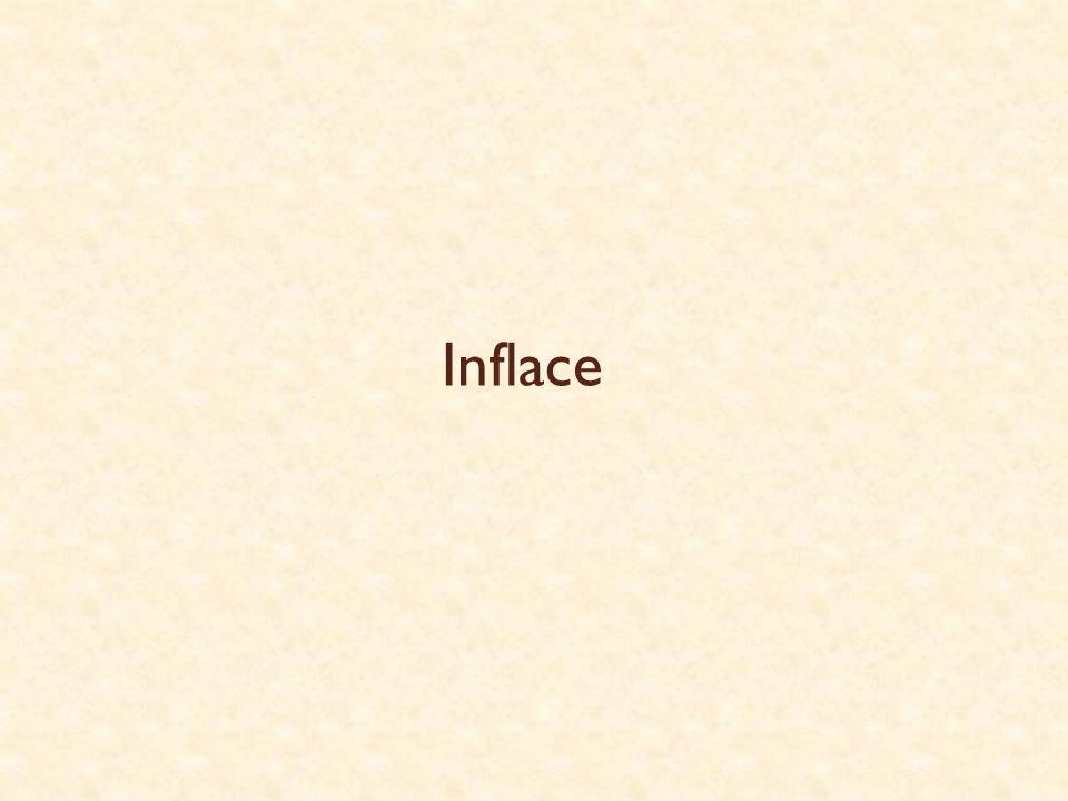 Stupně inflace Podle stupně závažnosti/intenzity rozlišujeme: Mírná inflace – cenová hladina roste pomalu.